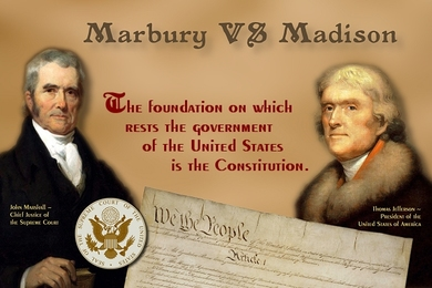 FREE Article that describes the background and significance of Marbury vs  Madison and Judicial Review Judiciary     Constitution Party